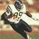 1991 Pro Set #648 Derrick Walker San Diego Chargers