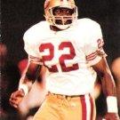 1991 Pro Set #649 Todd Bowles San Francisco 49ers