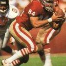 1991 Pro Set #652 Brent Jones San Francisco 49ers