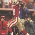 1991 Pro Set #654 Jerry Rice San Francisco 49ers