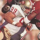 1991 Pro Set #656 Michael Walter San Francisco 49ers