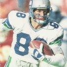 1991 Pro Set #658 Jeff Chadwick Seattle Seahawks