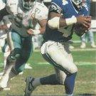 1991 Pro Set #659 Derrick Fenner Seattle Seahawks