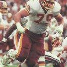 1991 Pro Set #679 Jim Lachey Washington Redskins