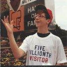 1991 Pro Set #689 Robert Dean NFL Hall of Fame Newsreel