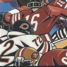 1991 Pro Set #692 San Francisco 49ers v. Chicago Bears American Bowl Newsreel