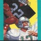 1991 Pro Set #693 Miami Dolphins v. Los Angeles Raiders American Bowl Newsreel