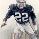 1991 Pro Set #697 Mike Haynes Los Angeles Raiders Legend