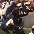 1991 Pro Set #716 Jim Harbaugh Chicago Bears Photo