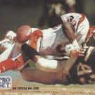 1991 Pro Set #717 David Fulcher Cincinnati Bengals Photo