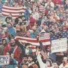 1991 Pro Set #719 Buffalo Bills USA Photo