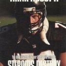 1991 Pro Set #723 Bill Fralic Atlanta Falcons Think About It