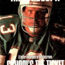 1991 Pro Set #726 Dan Marino Miami Dolphins Think About It