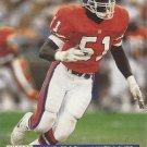 1991 Pro Set #733 Mike Croel Denver Broncos RC