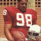1991 Pro Set #735 Eric Swann Phoenix Cardinals RC