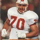 1991 Pro Set #736 Charles McRae Tampa Bay Buccaneers RC
