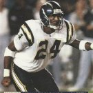 1991 Pro Set #738 Stanley Richard San Diego Chargers RC