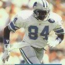 1991 Pro Set #739 Herman Moore Detroit Lions RC