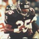 1991 Pro Set #742 Mike Pritchard Atlanta Falcons RC