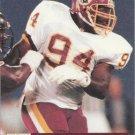 1991 Pro Set #746 Bobby Wilson Washington Redskins RC