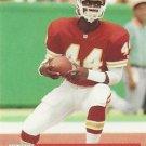 1991 Pro Set #750 Harvey Williams Kansas City Chiefs RC