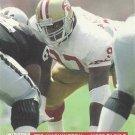 1991 Pro Set #754 Ted Washington San Francisco 49ers RC