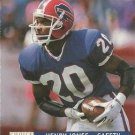 1991 Pro Set #755 Henry Jones Buffalo Bills RC
