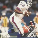 1991 Pro Set #756 Jarrod Bunch New York Giants RC