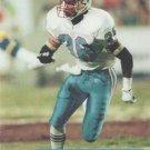 1991 Pro Set #757 Mike Dumas Houston Oilers RC