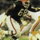 1991 Pro Set #758 Ed King Cleveland Browns RC
