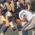 1991 Pro Set #760 Roman Phifer Los Angeles Rams RC