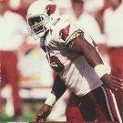 1991 Pro Set #761 Mike Jones Phoenix Cardinals RC