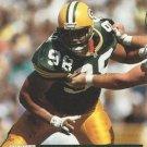 1991 Pro Set #764 Esera Tuaolo Green Bay Packers RC