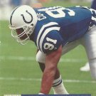 1991 Pro Set #769 Shane Curry Indianapolis Colts RC
