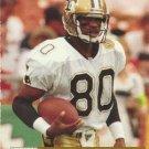 1991 Pro Set #771 Wesley Carroll New Orleans Saints RC