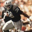 1991 Pro Set #772 Nick Bell Los Angeles Raiders RC