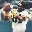 1991 Pro Set #775 Jeff Graham Pittsburgh Steelers RC