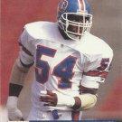 1991 Pro Set #790 Keith Traylor Denver Broncos RC