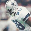 1991 Pro Set #791 Godfrey Miles Dallas Cowboys RC