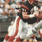 1991 Pro Set #801 Bob Dahl Cincinnati Bengals RC