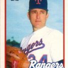 1989 Topps Traded Texas Rangers Team Set