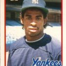 1989 Topps Traded New York Yankees Team Set