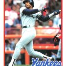 1989 Topps Traded #7T Jesse Barfield New York Yankees