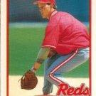 1989 Topps Traded #9T Todd Benzinger Cincinnati Reds