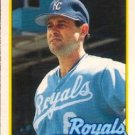 1989 Topps Traded #12T Bob Boone Kansas City Royals
