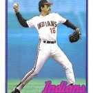 1989 Topps Traded #33T Felix Fermin Cleveland Indians