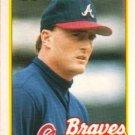1989 Topps Traded #39T Tommy Gregg Atlanta Braves