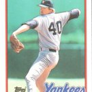 1989 Topps Traded #47T Andy Hawkins New York Yankees
