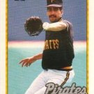 1989 Topps Traded #98T Rey Quinones Pittsburgh Pirates