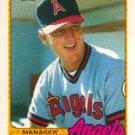 1989 Topps Traded #99T Doug Rader California Angels